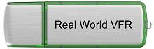 Real World VFR - USB Flash Drive